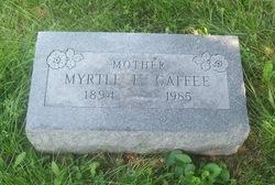 Myrtle Estelle <i>Swanson</i> Caffee