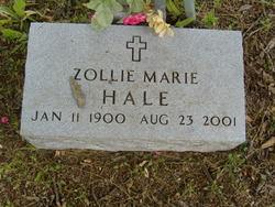 Marie Hale