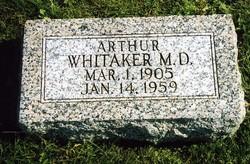 Dr Arthur Whitaker
