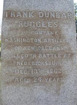 Francis Dunbar Ruggles