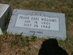 Frank Earl Williams