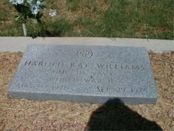 Harold Ray Williams