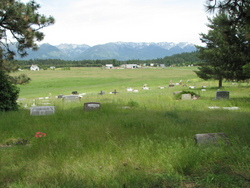 Lone Pine Cemetery