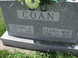 Flora Mae <i>Thomas</i> Coan