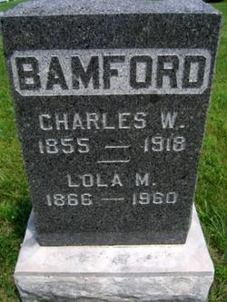 Lola <i>Metzler</i> Bamford