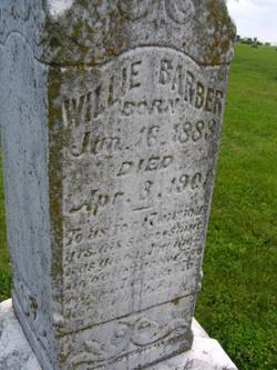 Willie Barber