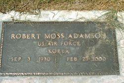 Robert Moss Adamson
