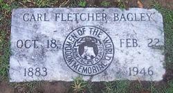 Carl Fletcher Bagley