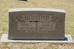 Grace Trudy <i>Snider</i> Boothe