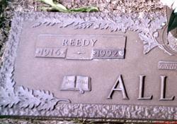 William Reedy Allred