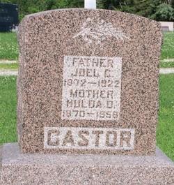 Joel Clarence Castor