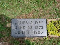 James Arthur Ivey