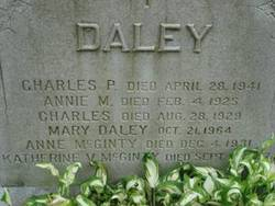 Annie Marie <i>Curley</i> Daley