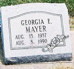 Georgia E Mayer