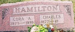 Cora A <i>Justice</i> Hamilton