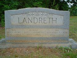 Lelia Dove Dovie <i>Tuggle</i> Landreth