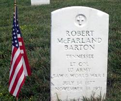 Robert McFarland Barton