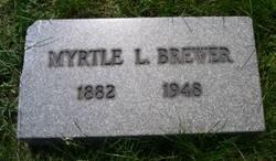 Myrtle L <i>Chittenden</i> Brewer
