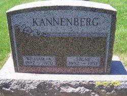 William A. Kannenberg