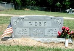 Clyde M. Webb