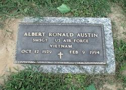 Sgt Albert Ronald Austin