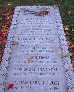 Elinor Miriam <i>White</i> Frost