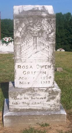 Rosa L <i>Owen</i> Griffin