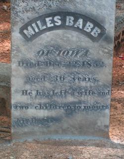 Miles Babb