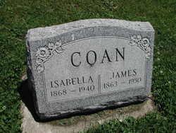 Isbella <i>Harrison</i> Coan