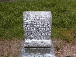 Olivia V. Abernathy