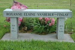 Roxanne Elaine Vanbeber-Finlay