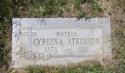 Cyreena Lorena <i>Watkins</i> Atkinson