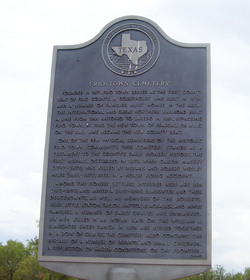 Frio Town Cemetery