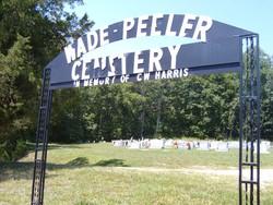 Wade-Peeler Cemetery