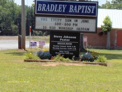 Bradley Baptist Church Cemetery