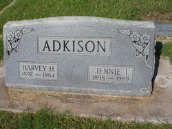 Harvey Henry Adkison