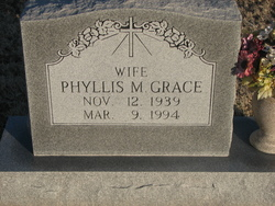 Phyllis M <i>Lee</i> Grace