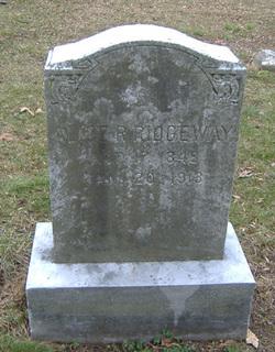 Alice R Ridgeway