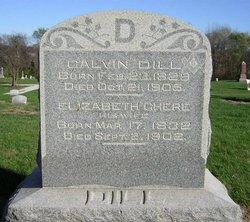 Elizabeth Chere <i>Ghere</i> Dill