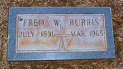 Fred William Burris