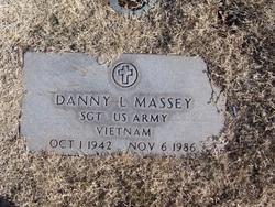 Sgt Danny L Massey