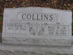Gertrude L Collins