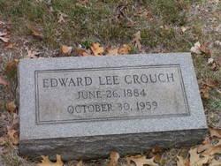 Edward Lee Crouch