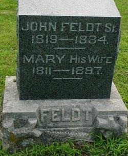 John Feldt, Sr