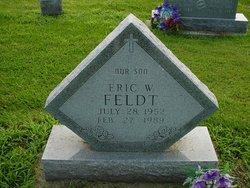 Eric W Feldt