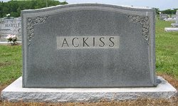 Alton Johnston Ackiss