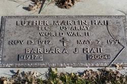 Barbara J Hail