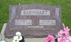 Hattie Ellen Barnhart