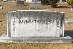 Claire Isabella <i>Robison</i> Sheats
