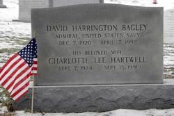 Charlotte Lee <i>Hartwell</i> Bagley